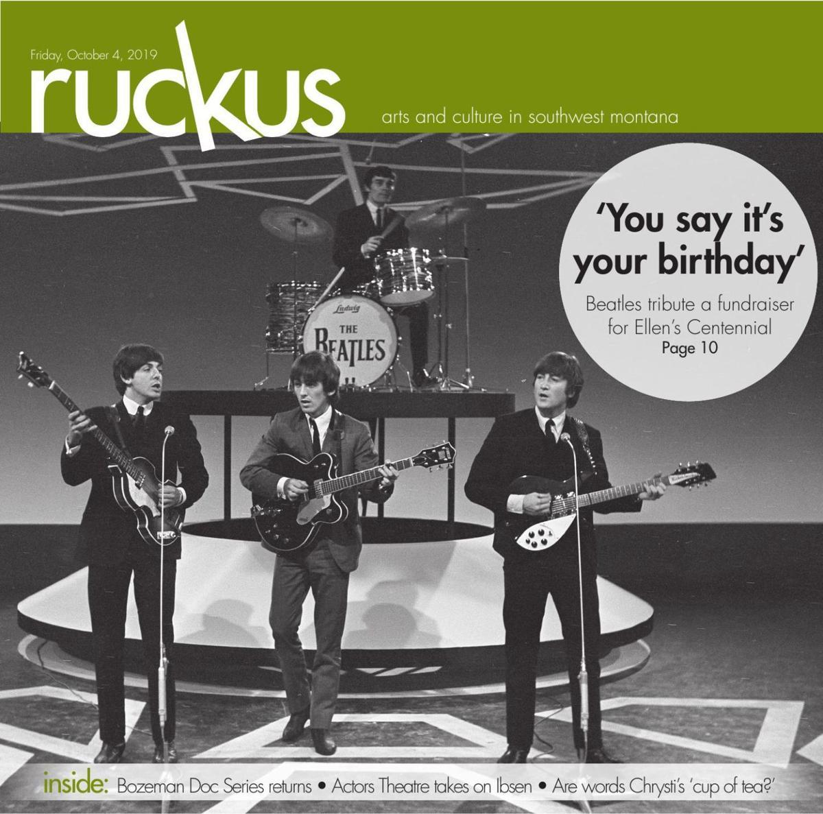 Ruckus print edition October 4, 2019