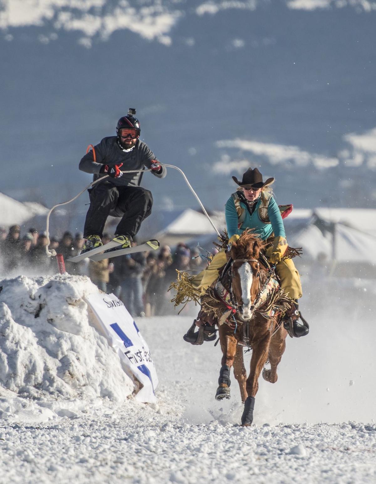 Skijoring Documentary
