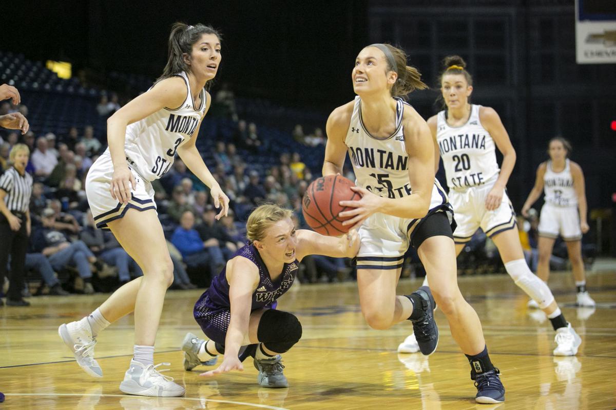 MSU v Weber State Women's Basketball (copy)