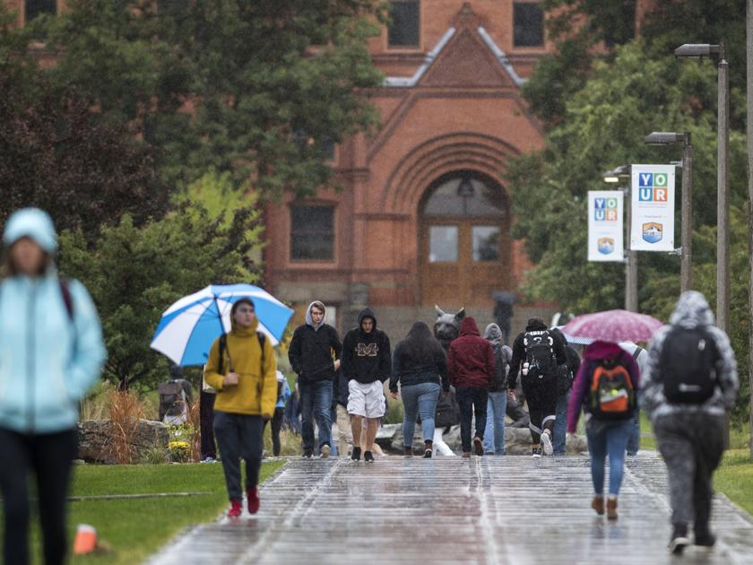 MSU enrollment dips slightly, graduation rate increases