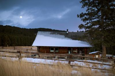 Porcupine Cabin, Forest Service Cabin