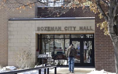 Bozeman City Hall File