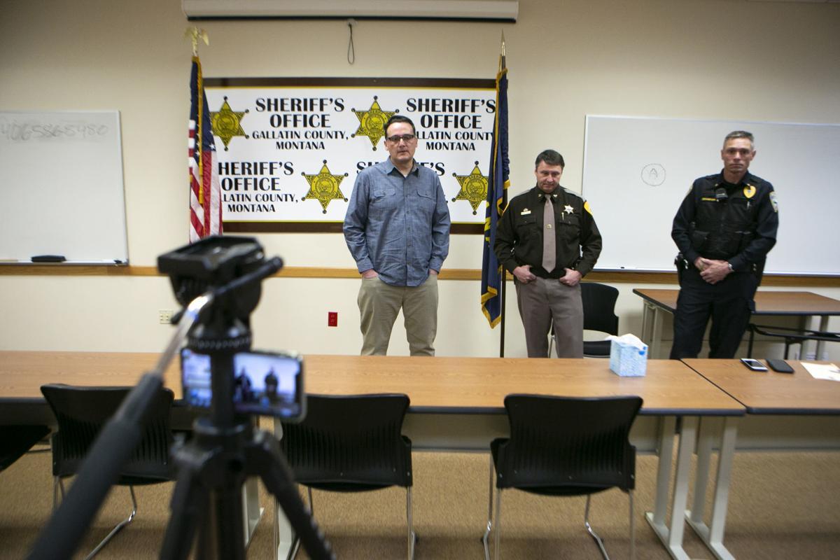 Sheriff's Presser