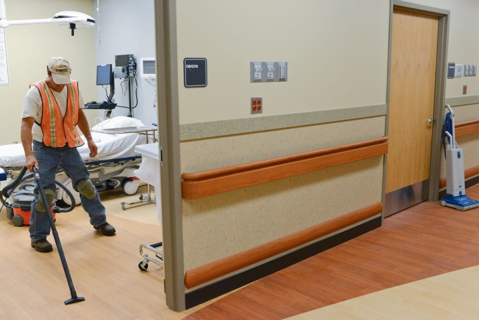 Deaconess Emergency Room
