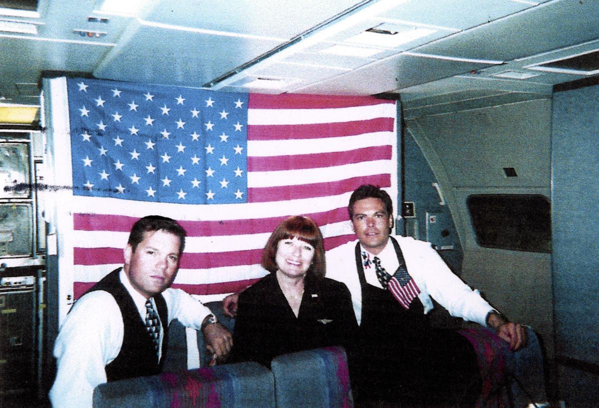 Mandy deGignac, Flight Attendent 9/11