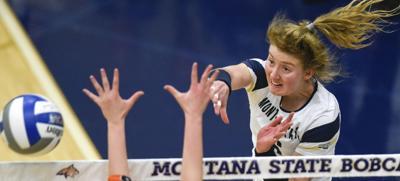 MSU Volleyball v. Idaho State (copy) (copy)