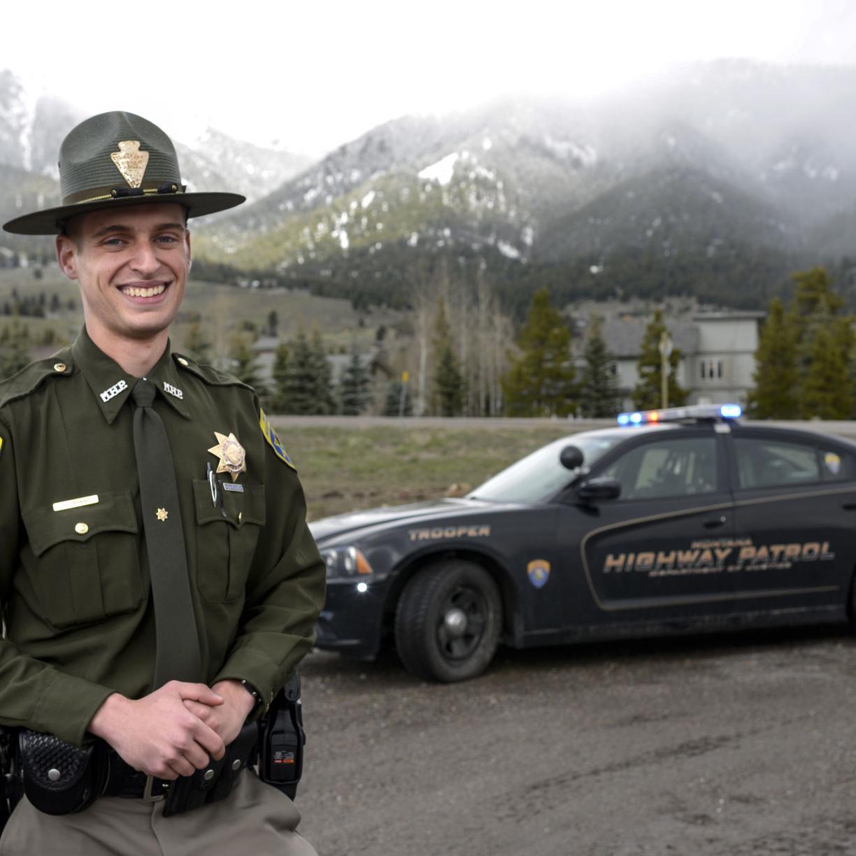 Montana Highway Patrol adds resident trooper to Big Sky