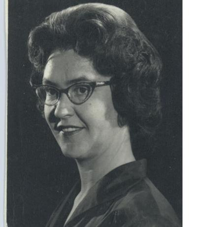 Ruth Pauline Clark