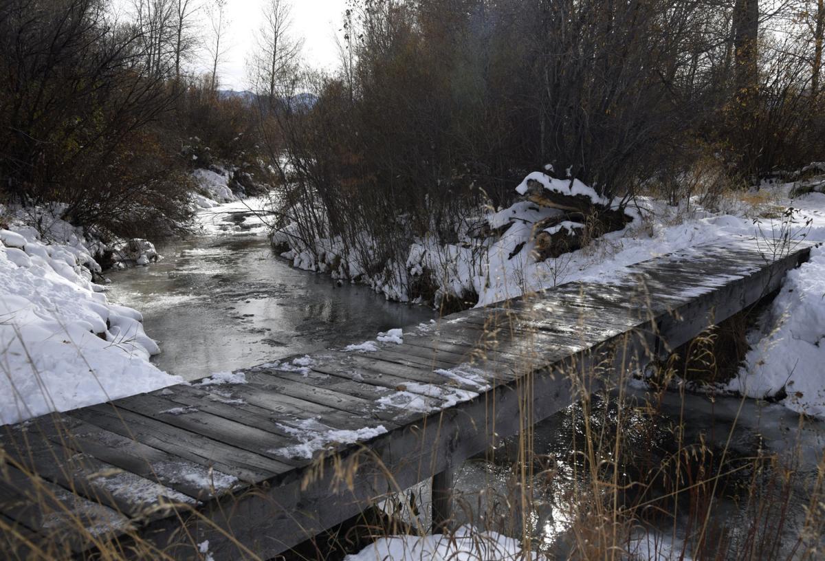 Sen. Jon Tester, Montana Headwaters Legacy Act