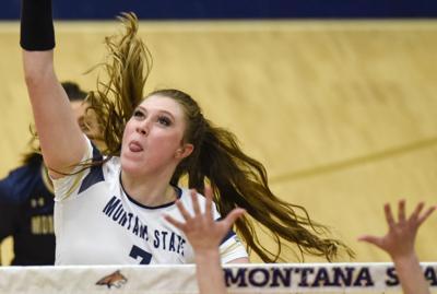 MSU Volleyball v. Idaho State (copy)