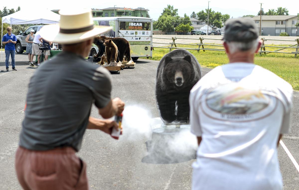 FWP Bear Safety Event