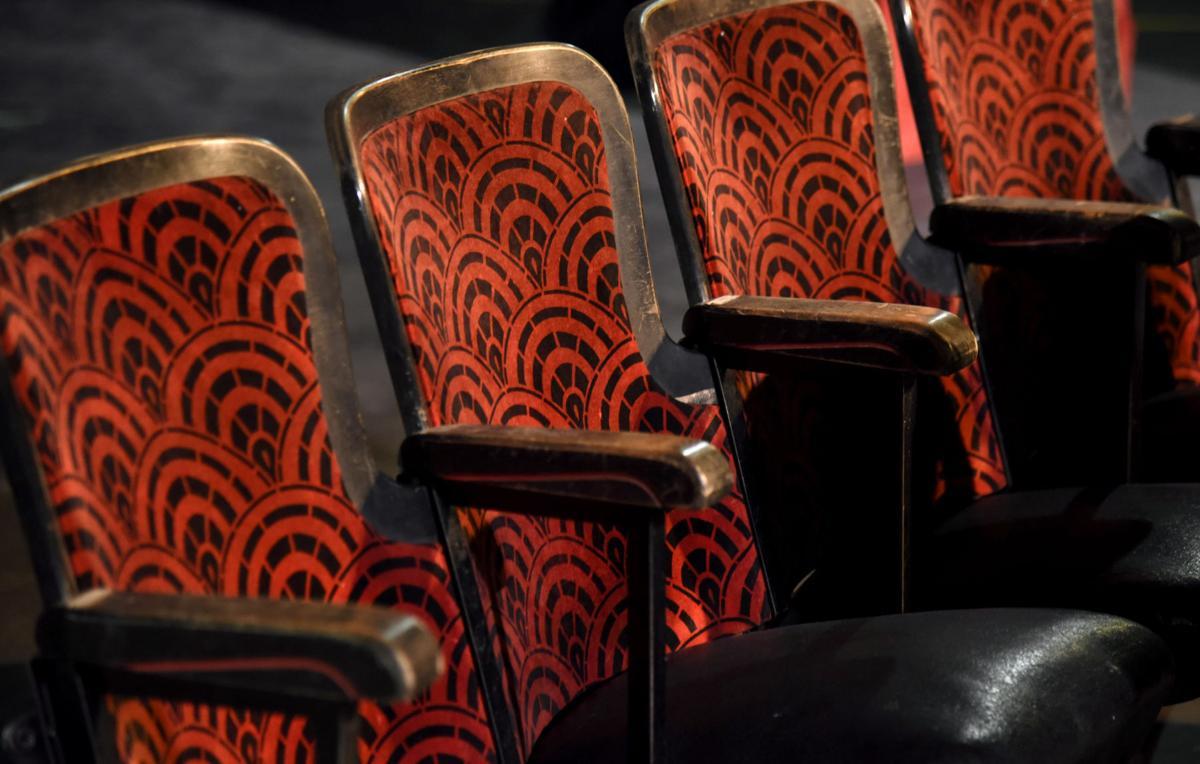 Ellen Theatre Seats Sold