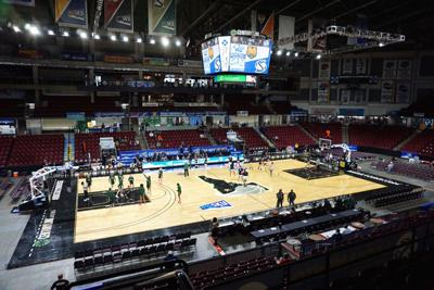 Big Sky Tournament CenturyLink Arena (copy)