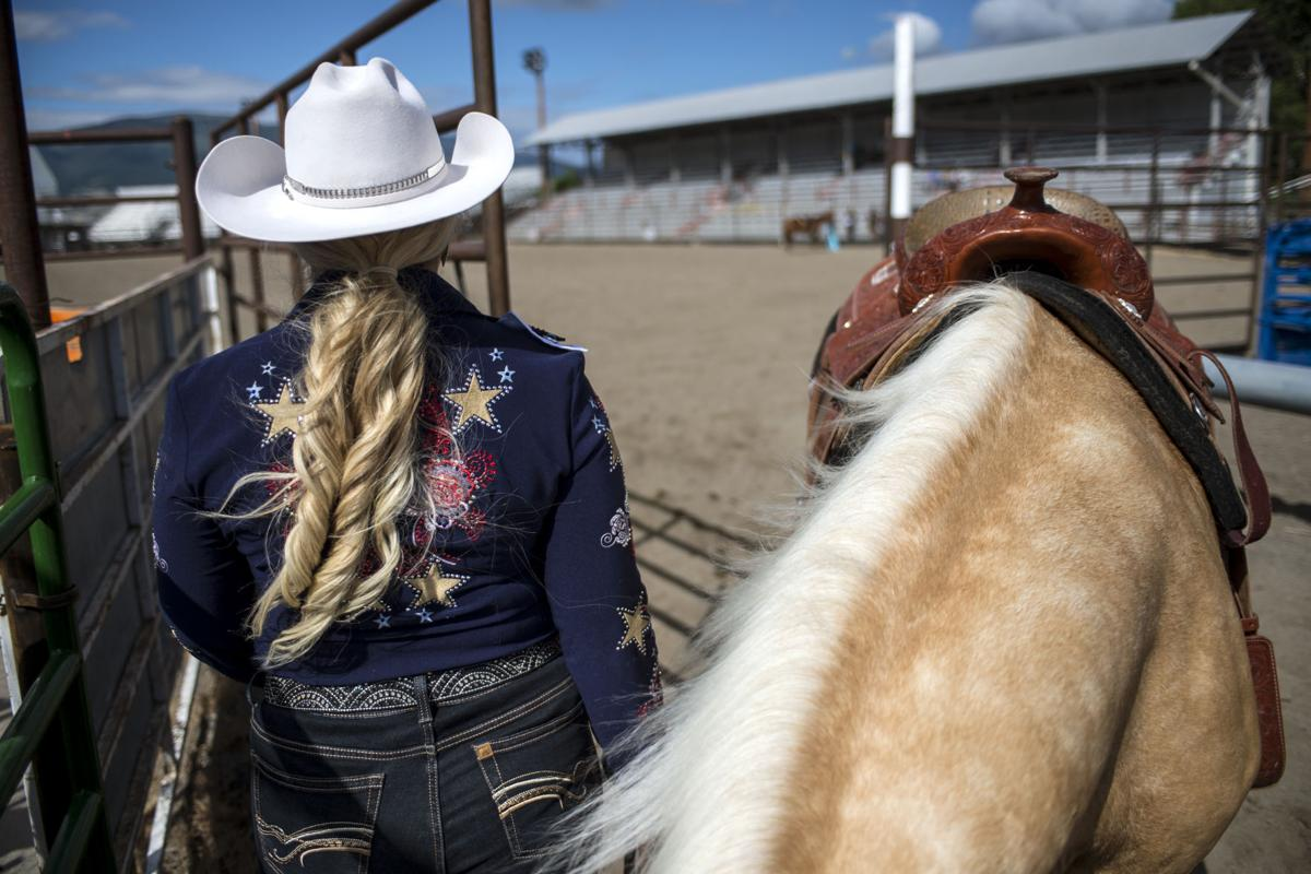 Rodeo Queen, Photo Page