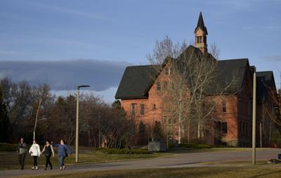 Montana Hall File, MSU File