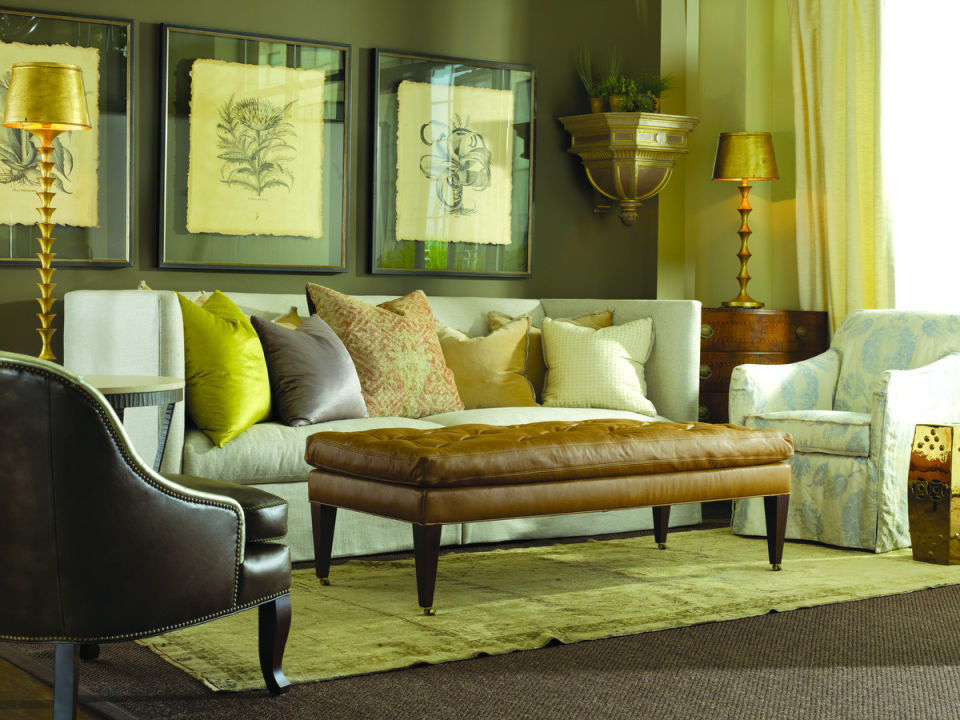 Consider proportion scale when selecting new upholstery - Proportion in interior design ...