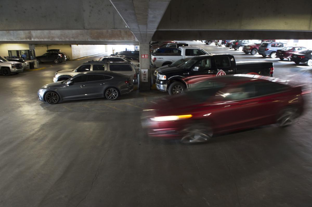 Downtown Bozeman Parking Garage