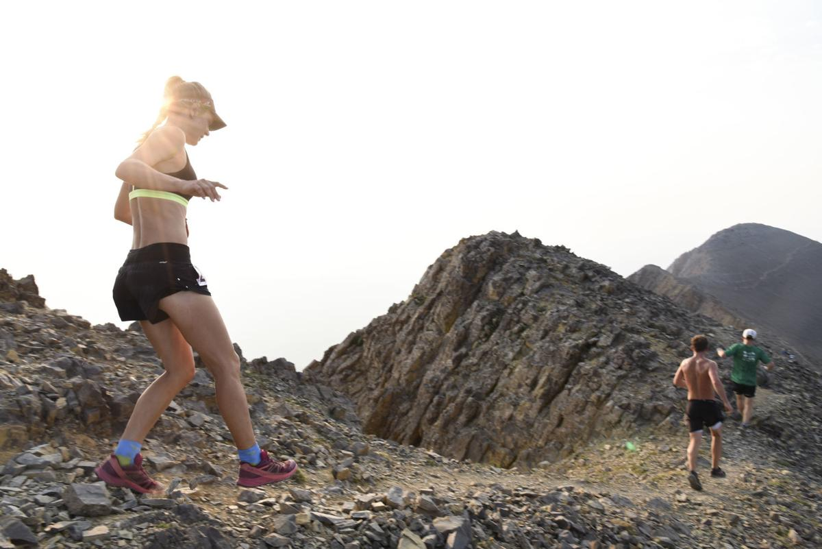 Kristina Trygstad-Saar, Bridger Ridge Run