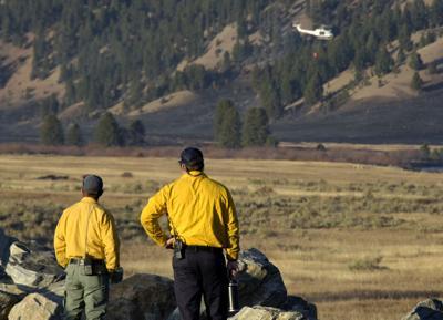 Fire officials