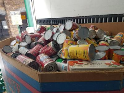 10th annual Carve Out Hunger food drive
