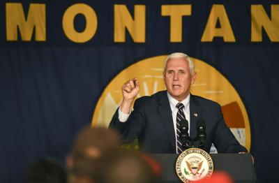 Rosendale and Pence Rally
