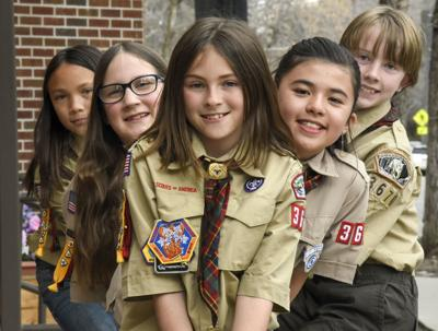 Montana's first all-girl Scouts BSA troop launches in Bozeman
