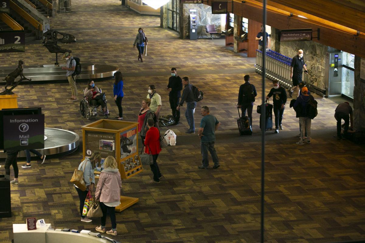 Airport COVID Screening