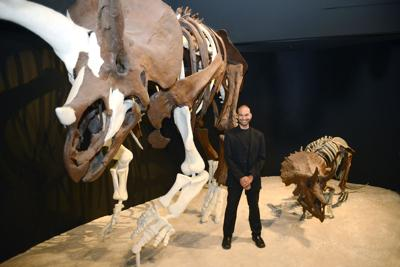 Museum of the Rockies' new paleontologist: Making dinosaur dreams come true