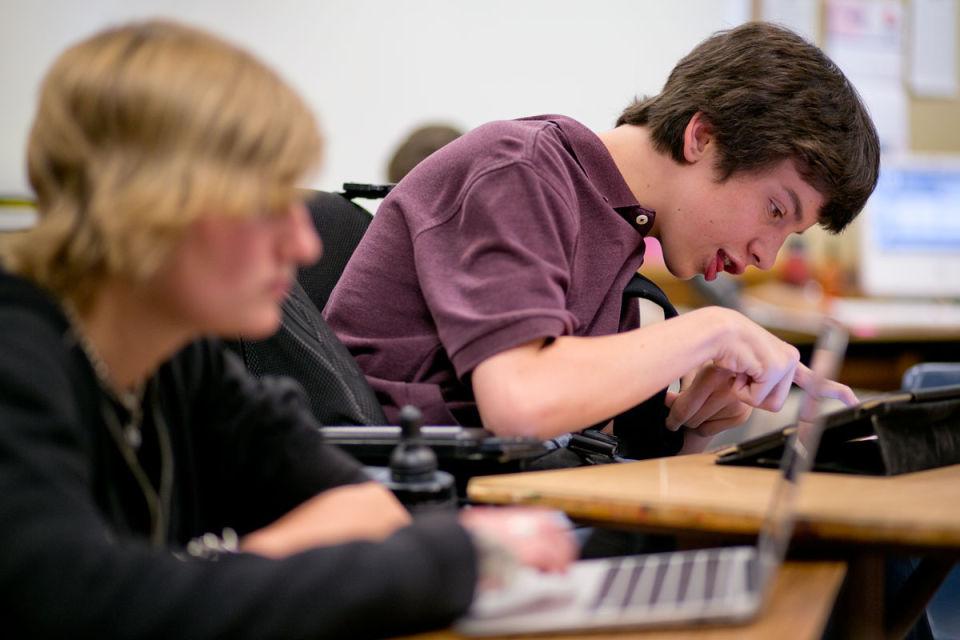 Bozeman High School Using Online Math Program