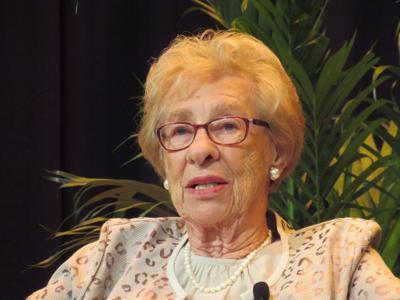 Holocaust lessons ignored, says Auschwitz survivor