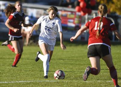 Gallatin v. Bozeman Girls Soccer