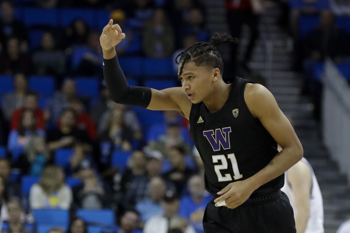 Washington UCLA Basketball