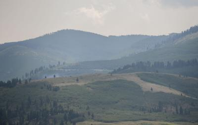 West Fork Fire