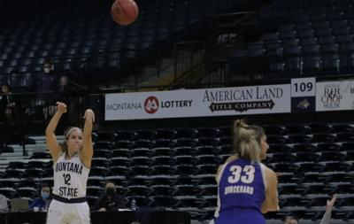 Montana State Bobcats women's basketball 3 (copy)