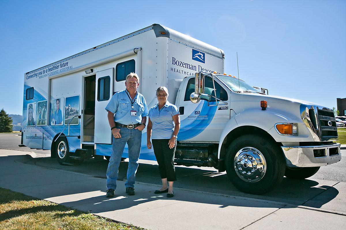 New mobile health vehicle making the rounds | Health