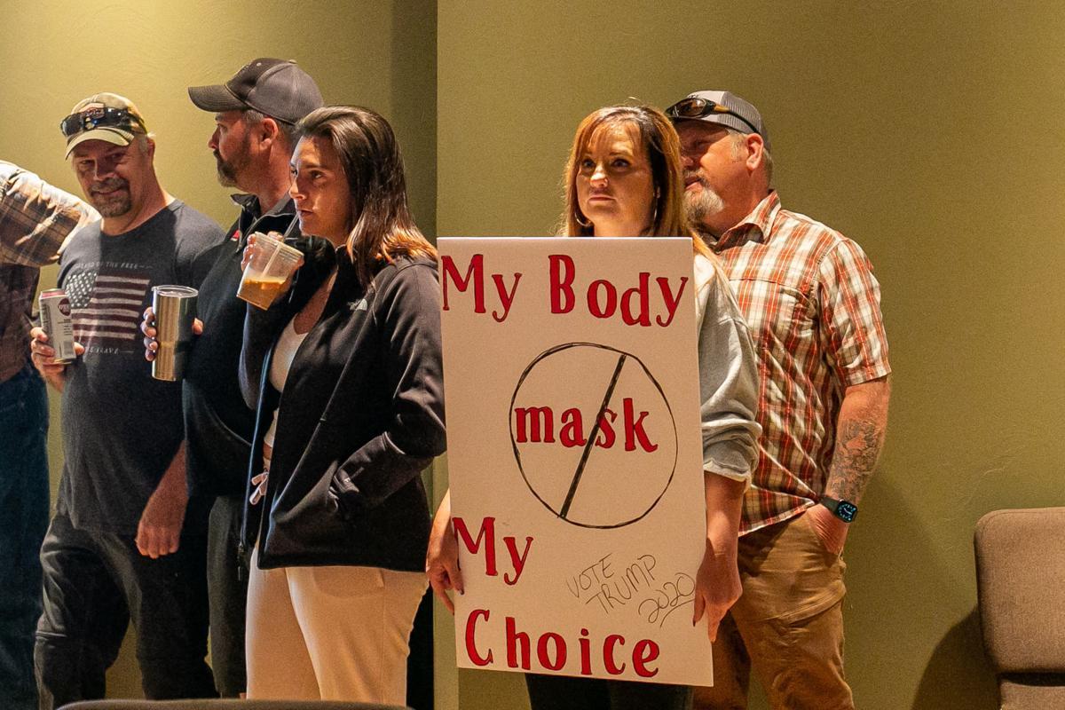 Gallatin County Health Board Meeting