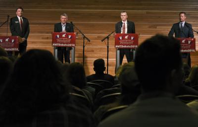 Republican Senate Candidate Debate