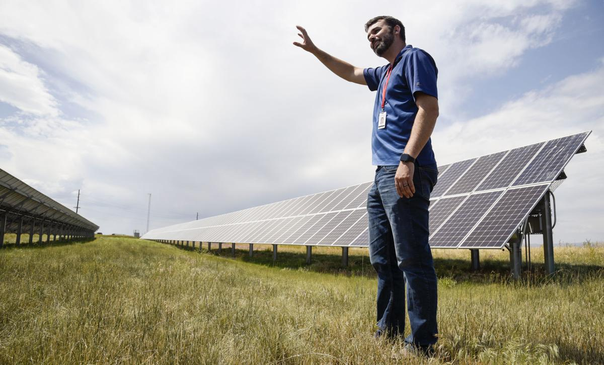 Northwestern and City of Bozeman Solar Project, Climate