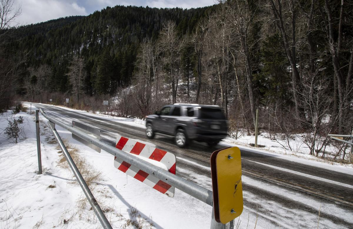 Hyalite Road Closure