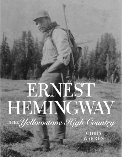 Ernest Hemingway book cover