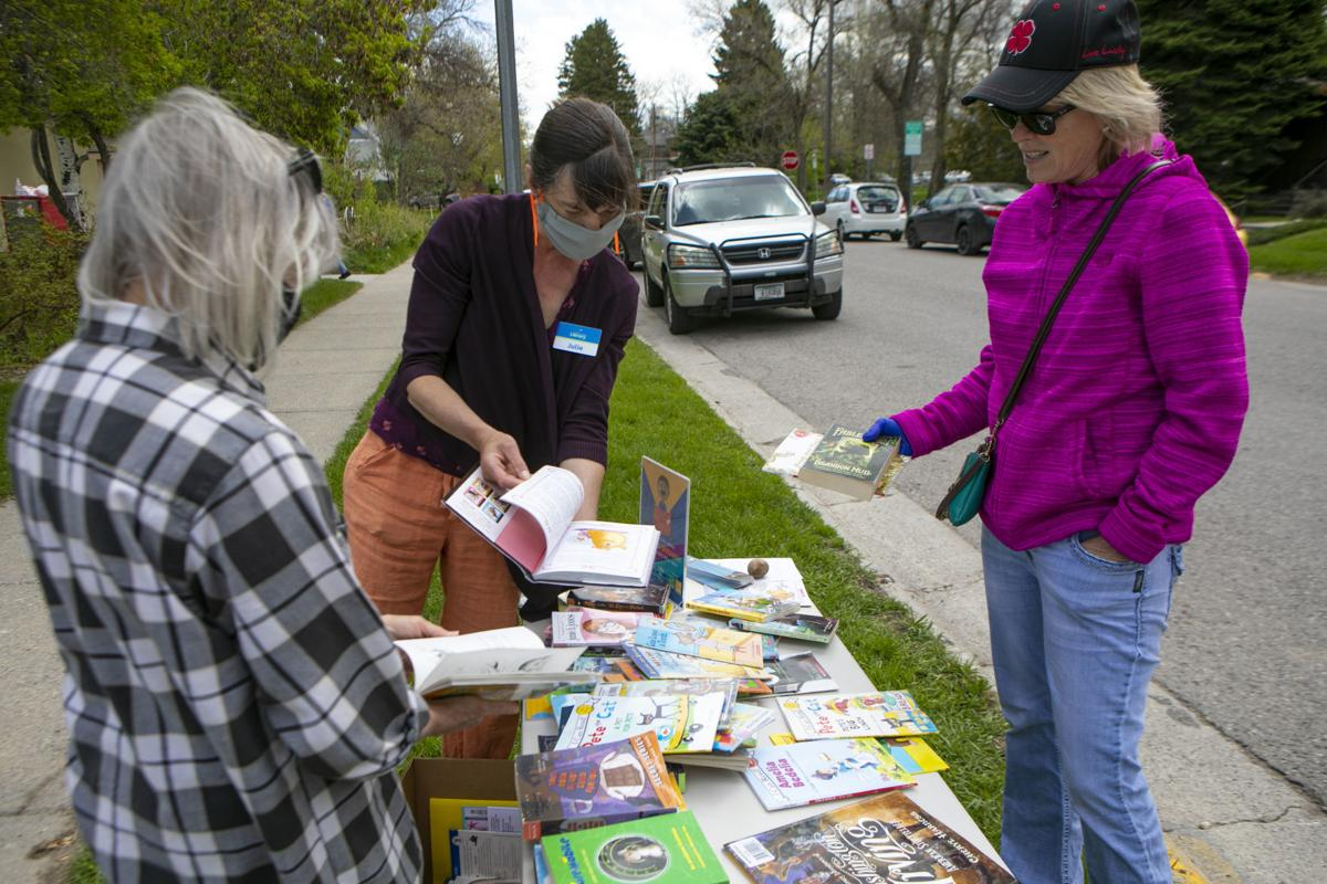 Library Book Giveaway