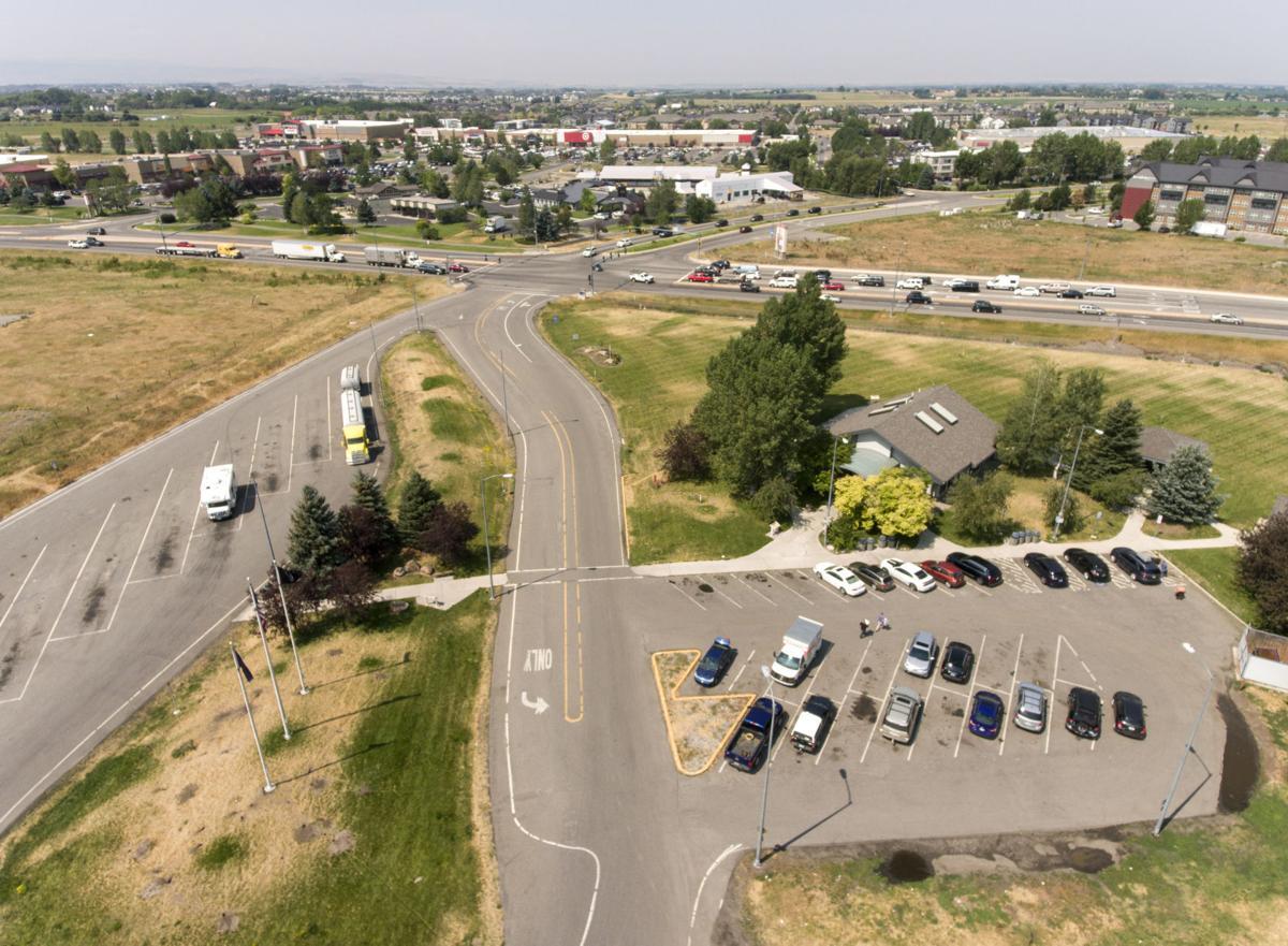 Rest Area Land Swap