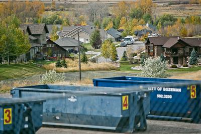 Bridger Creek Subdivision Near Landfill
