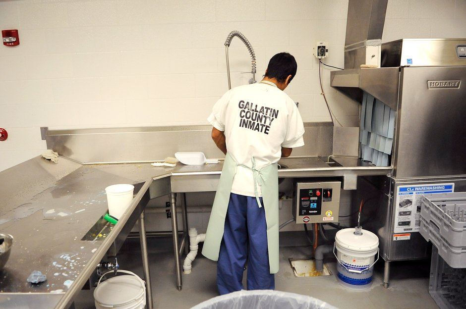Gallatin County Detention Center Teaches Inmates New Skills And