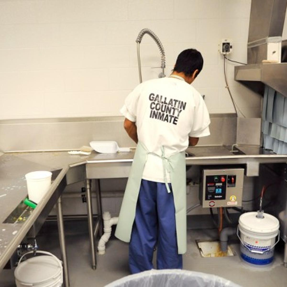 Gallatin County Detention Center teaches inmates new skills