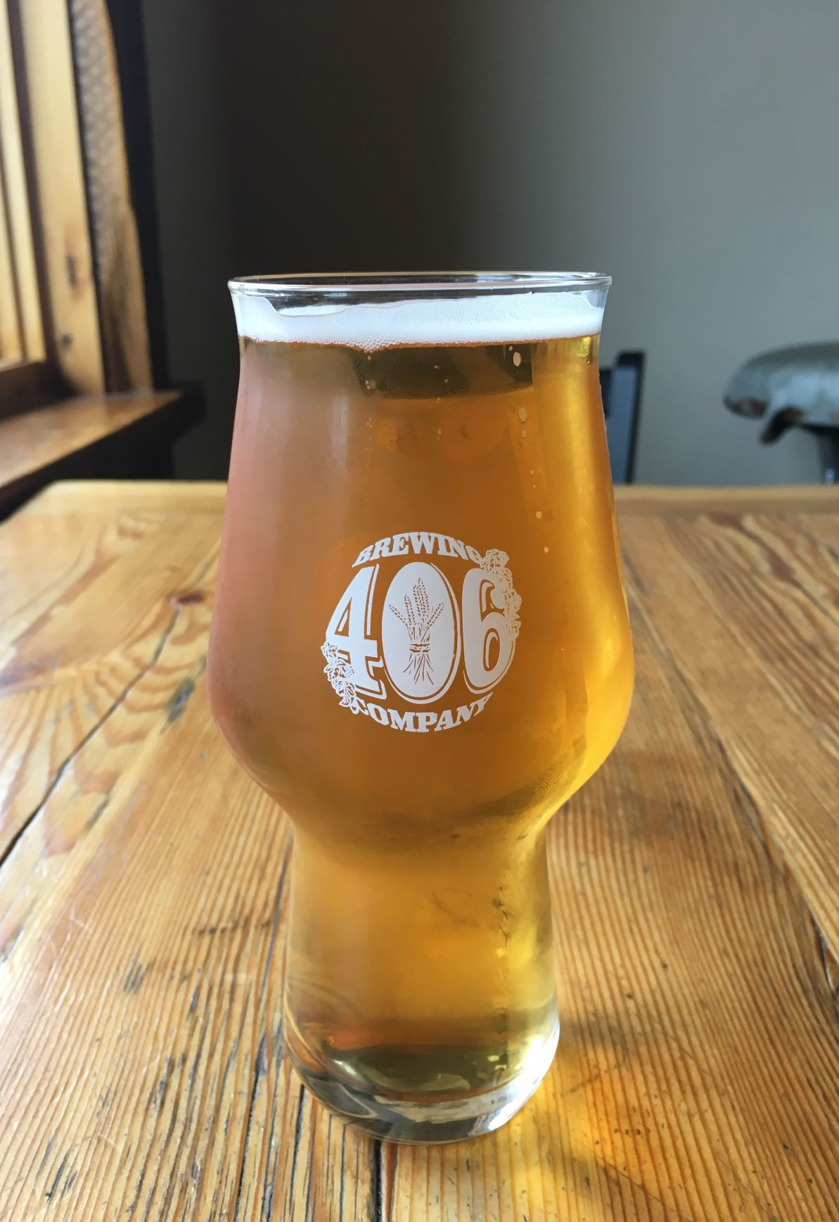 406 Brewing Beer