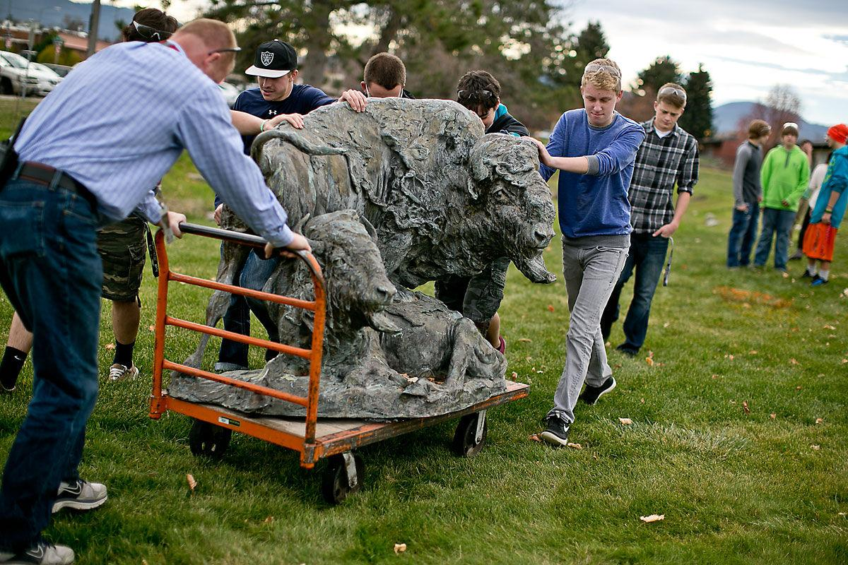 Bozeman High to Install Sculptures at Mandeville Creek