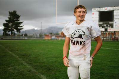 Carter Ash Bozeman Football