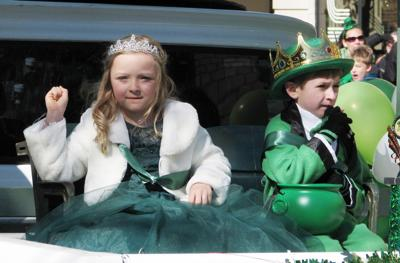 St. Patrick's Day Parade pics from The News-Dispatch