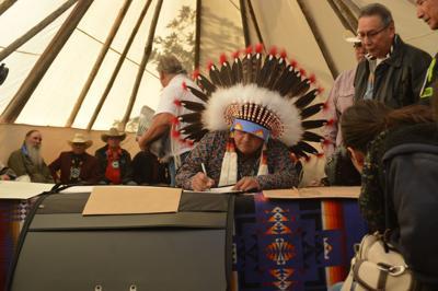 Buffalo Treaty Convention